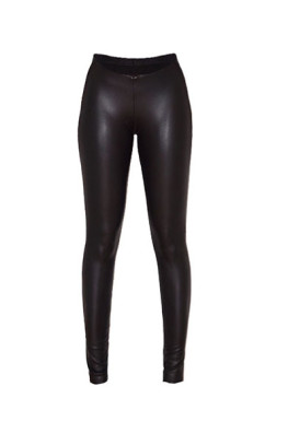 Bethine Vegan Leather Pants