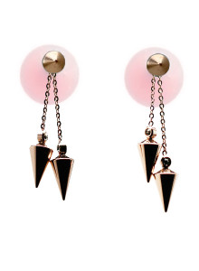 bubblegum-ball-and-gold-post-with-double-cone-spacer